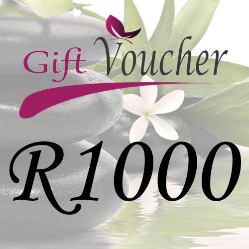 R1000 Spa Gift Voucher