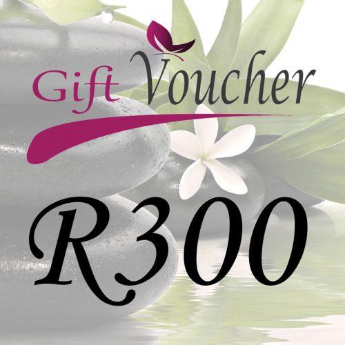 R300 Spa Gift Voucher